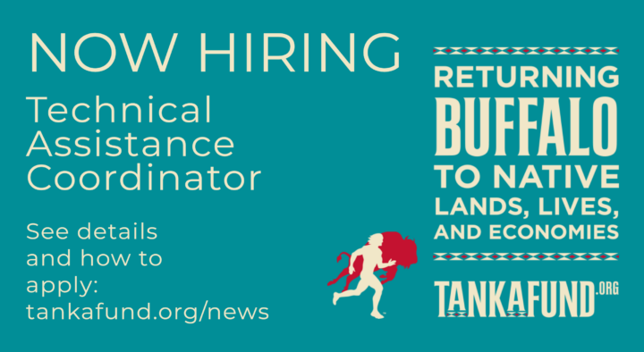 Job Opening at Tanka Fund: Technical Assistance Coordinator